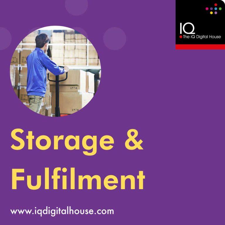 On site storage facilities